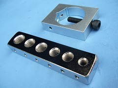 Safety Wire Nut And Metric Bolt Drill Jig Kit - Manufacturer from ...