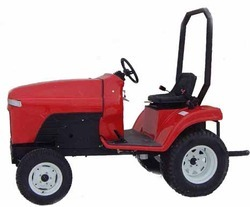 Hydrostatic Drive Diesel Version