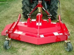 Rear Mower
