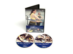 Pilates Workout One & Two DVD
