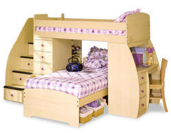 Kids Bed Constructed