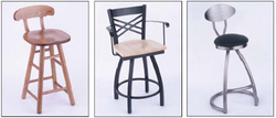Bar Stool Furniture Constructed