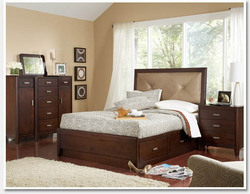 Tempo Bed Wood Construction