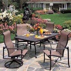 Outdoor Furniture Constructed