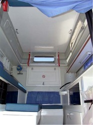Interior View Full Body Mobile Clinic