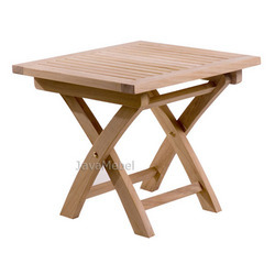 square folding table from indonesia hellotrade