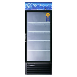 Single Hinged Glass Door Merchandiser