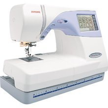 Janome Memory Craft 9500 Sewing/ Embroidery Machine (New)