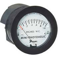 Differential Pressure Switch & Gauge