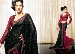 Chanderi Saree