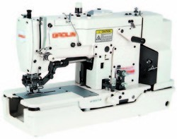 Button Holing Machine
