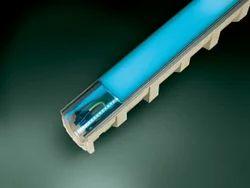 Insta Lüdenscheid inground light line from insta elektro gmbh manufacturer of