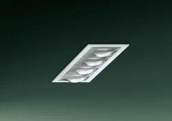 Insta Lüdenscheid inground light line square surface mounted luminaire from insta