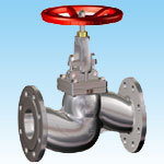 Globe Valves St.Steel Investment Casting
