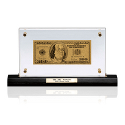 24K Gold Banknote Collection