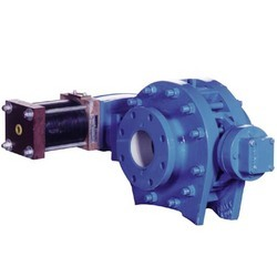 rubber seated ball valve