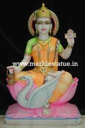 Goddess Gayatri Statue