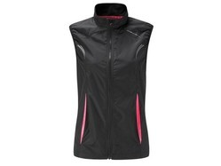 Womens Vizion Windlite Gilet Jacket