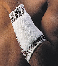 Infused Medical Tubular Elastic Bandage