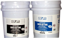 Quick Setting Hydraulic Cement
