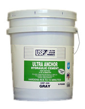 Ultra Anchor Quick Setting Hydraulic Cement