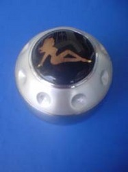 Novelty Nude Lady Gear Shift Knob
