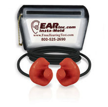 Insta-Mold Earplugs