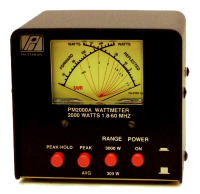 Palstar Pm2000a Series Watt Meters
