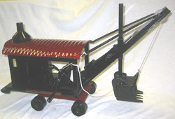 Pressed Steel Construction Toys