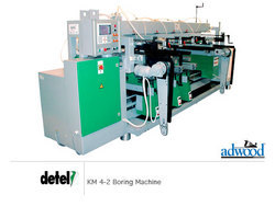 32mm Boring Machines-Detel