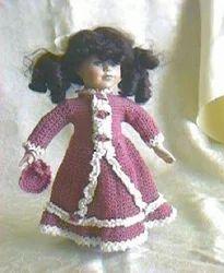 Crochet -Molly Dolly