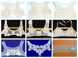 Crochet Cotton Lace