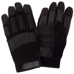 Black 10pc Motorcycle Glove Set