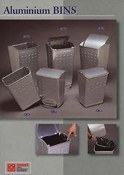 Aluminum Bins