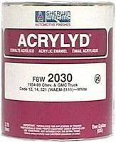 Acrylyd White