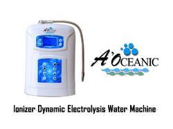 A\'oceanic-Ionized Alkaline Water