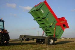 Sided Tipper