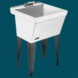 17f And 17w Utilatub Laundry/Utility Tubs - Manufacturer from E. L ...