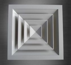 Square Ceiling Air Diffuser