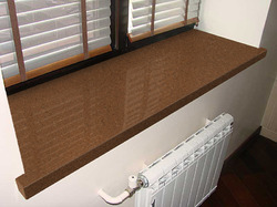 Solid Surface Window Sills