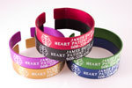 Aluminum Medical Alert Bracelet