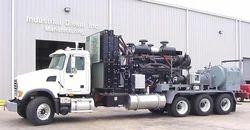 Acid Kill Pump Truck