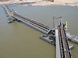 Floating Conveyors