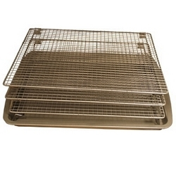 Weston Brand 3-Tier Jerky Drying Rack & Pan