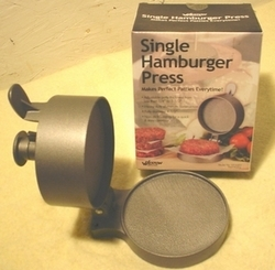 Non-Stick Single Patty Maker