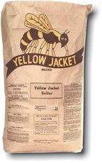 Yellow Jacket 90 Wettable Sulfur II
