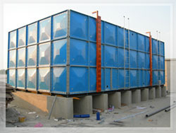 Sectional Panel Water Tank