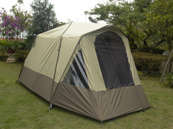 Turbo Tent & Turbo Superme Tent Turbo Camper Tent from Sportsman Corporated ...