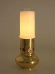 Quot Ellipse Ii Quot Oil Lamp From Delite