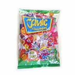 Comic Lollipop
